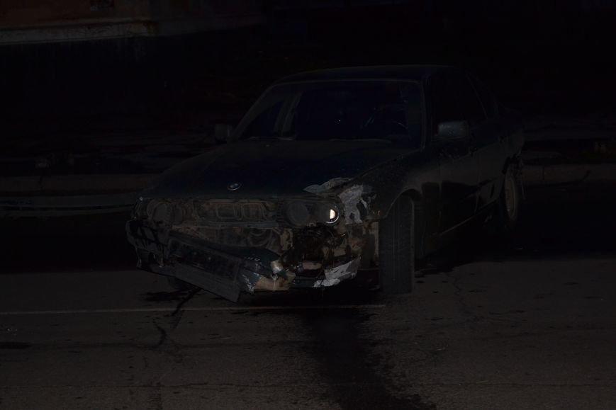 В Кривом Роге в результате тройного ДТП  «Skodа» влетела в остановку с людьми (ФОТО), фото-23
