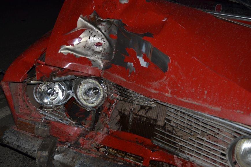 В Кривом Роге в результате тройного ДТП  «Skodа» влетела в остановку с людьми (ФОТО), фото-14