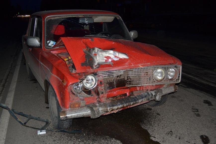 В Кривом Роге в результате тройного ДТП  «Skodа» влетела в остановку с людьми (ФОТО), фото-13