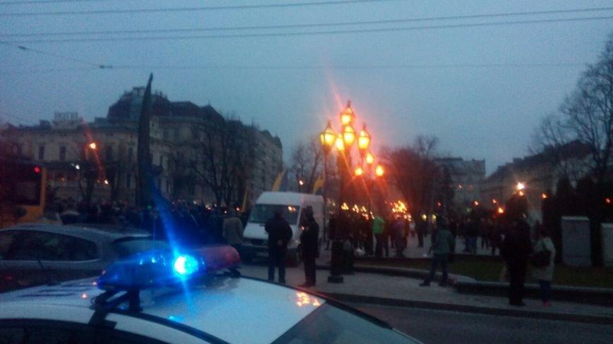 У Львові відбулася акція на підтримку політв'язнів (ФОТО), фото-1
