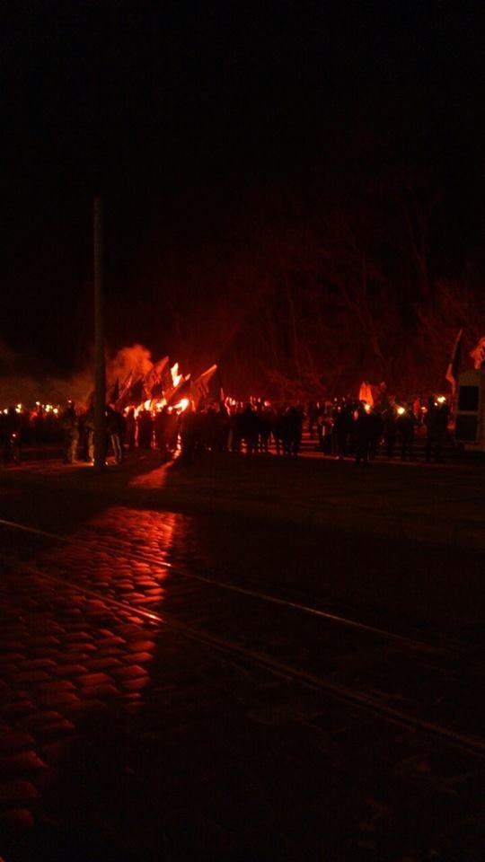 У Львові відбулася акція на підтримку політв'язнів (ФОТО), фото-3
