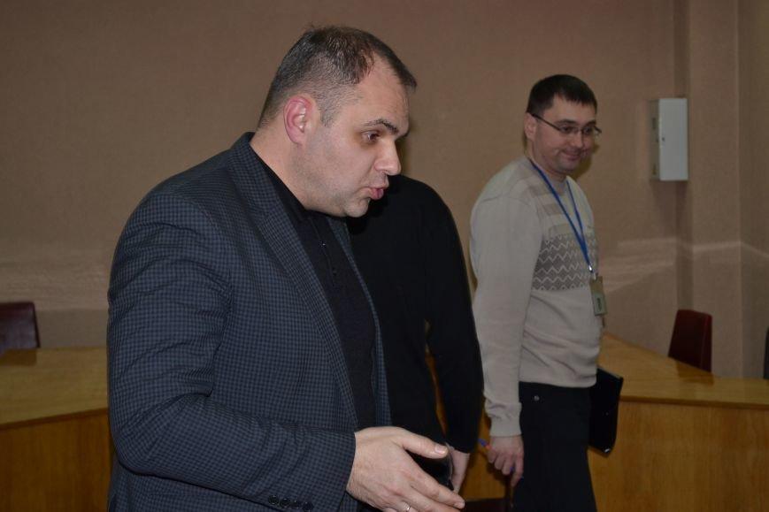 Павел Гивель призвал коллег заблокировать кабинет управделами Криворожского горсовета (ФОТО), фото-7