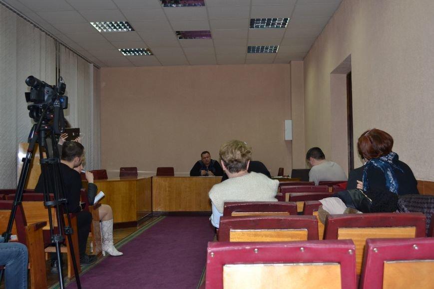 Павел Гивель призвал коллег заблокировать кабинет управделами Криворожского горсовета (ФОТО), фото-2
