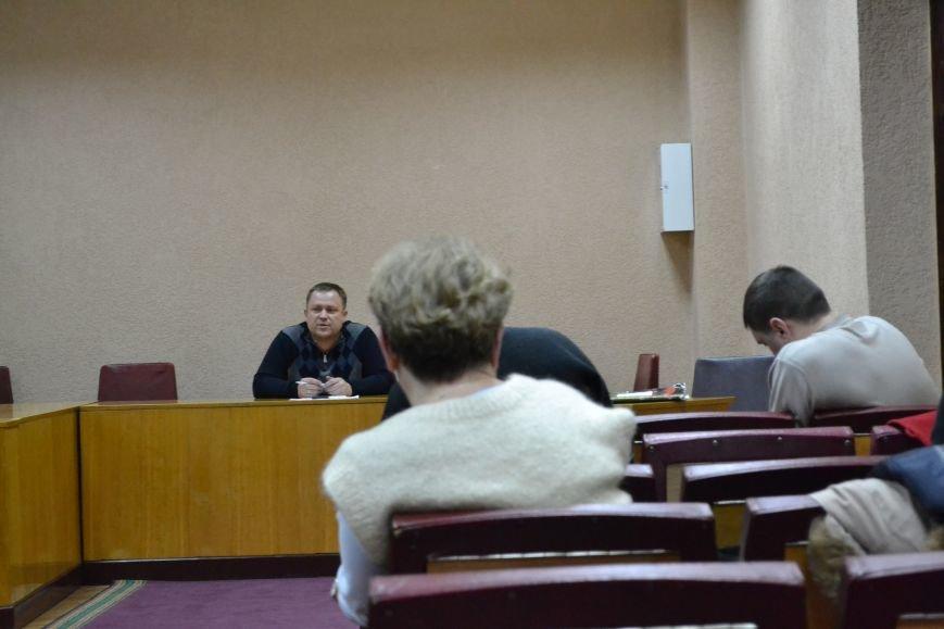 Павел Гивель призвал коллег заблокировать кабинет управделами Криворожского горсовета (ФОТО), фото-4