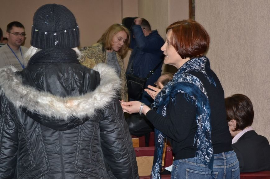 Павел Гивель призвал коллег заблокировать кабинет управделами Криворожского горсовета (ФОТО), фото-6