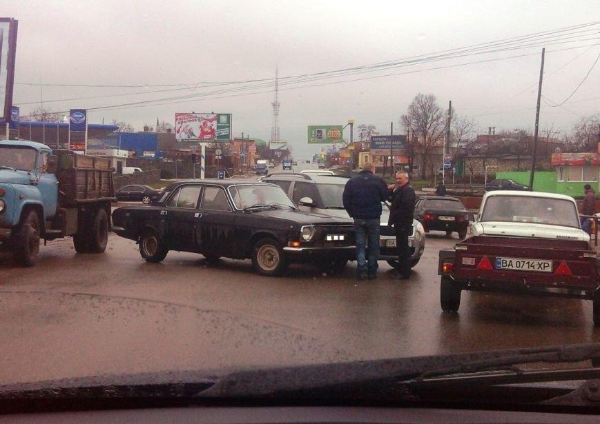 В Кировограде столкнулись два легковых автомобиля. ФОТО, фото-1