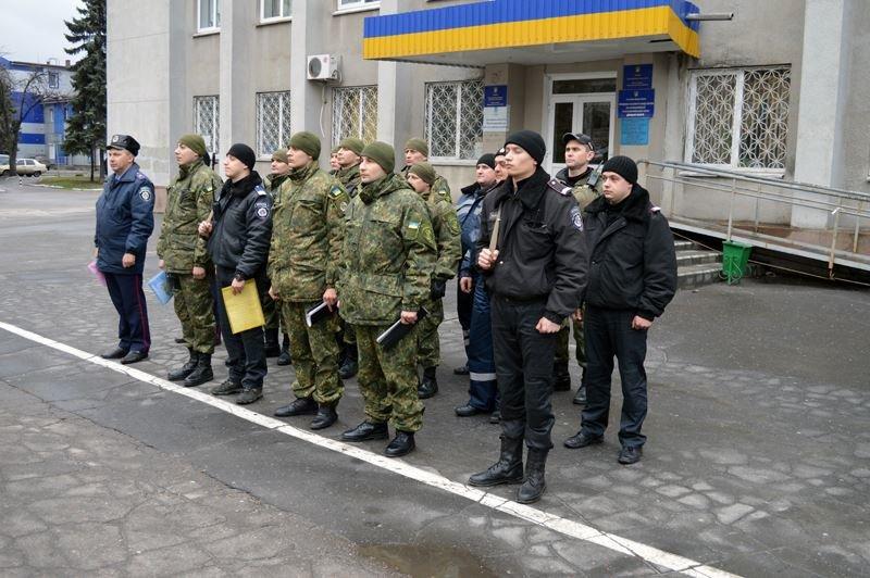 Жителям Красноармейска и Димитрова не стоит беспокоиться о своей безопасности в праздничные дни (фото) - фото 1