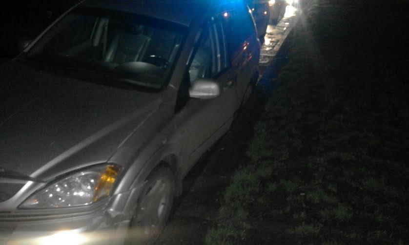 Пьяный чиновник в Одессе разбил чужую машину и пытался бежать, фото-2