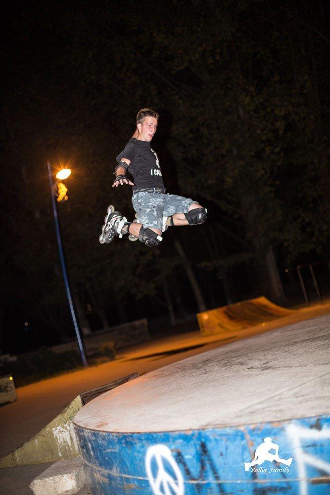 Лучшие места для катания на роликах и скейте в Симферополе (ФОТО), фото-2