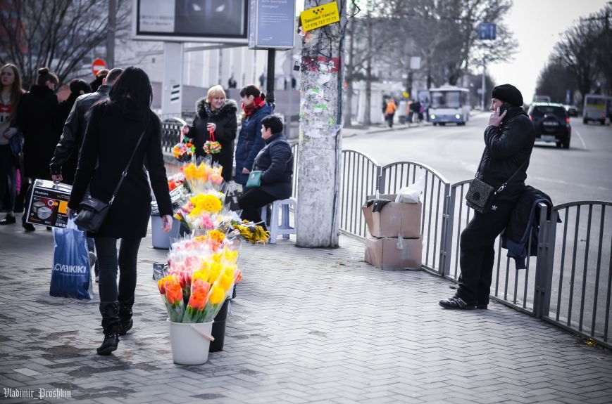 Мартовское настроение в Симферополе (ФОТО), фото-15