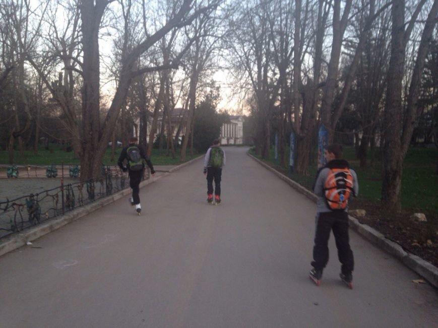 Лучшие места для катания на роликах и скейте в Симферополе (ФОТО) (фото) - фото 4