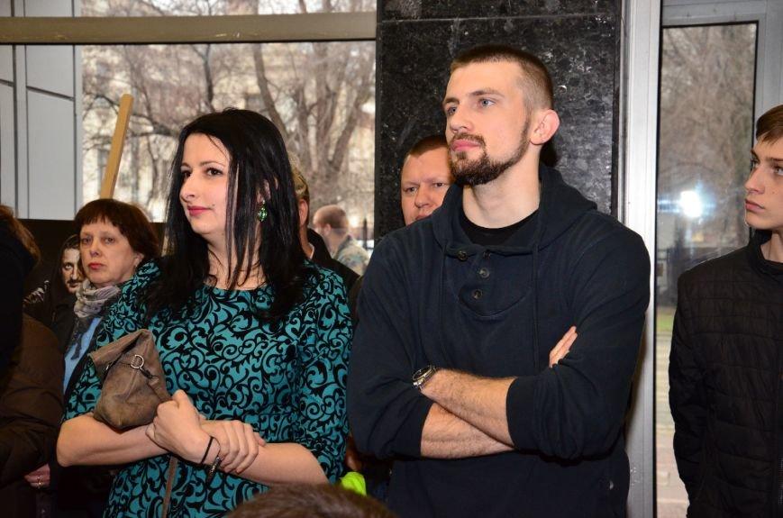 Сильные духом: Андрей Забигайло из Кривого Рога стал участником проекта