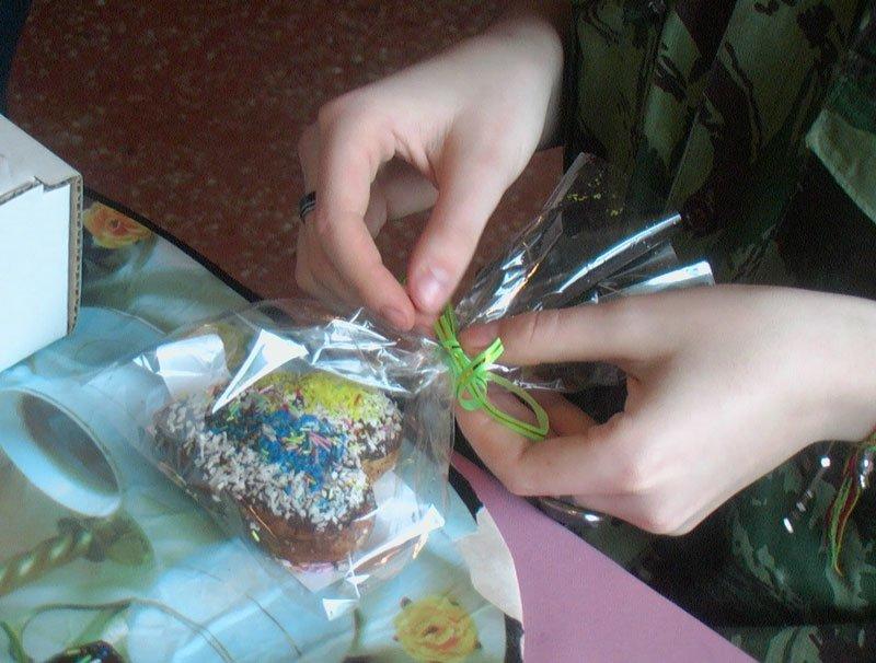 Участники Славянской лиги будущих полицейских готовили сладкие угощения для участников АТО (фото) - фото 9