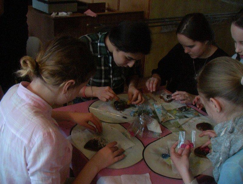 Участники Славянской лиги будущих полицейских готовили сладкие угощения для участников АТО (фото) - фото 2