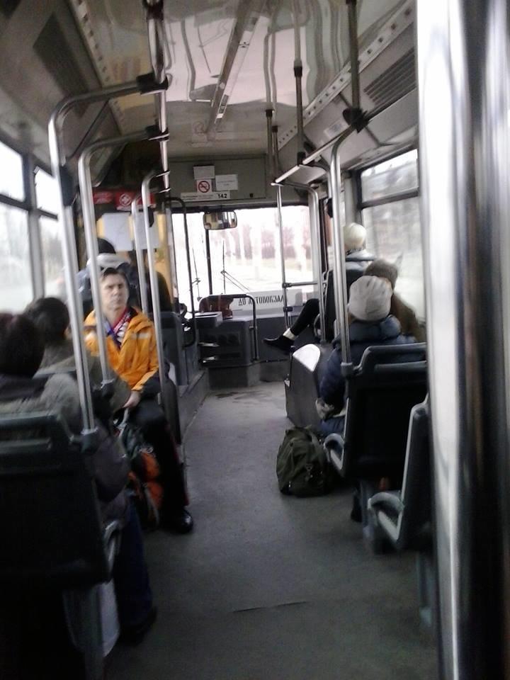 """Настоящий автобус""  №228: нужна компетентная логистика, реклама,  устранение дублирующих маршрутов (ФОТО), фото-2"