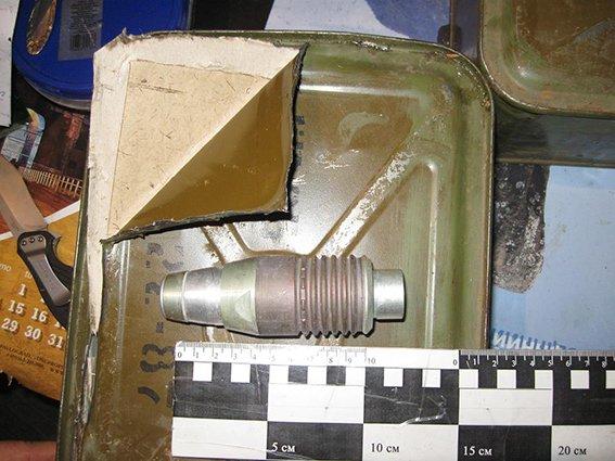 На Днепропетровщине правоохранители не допустили незаконную  перевозку оружия (ФОТО) (фото) - фото 1