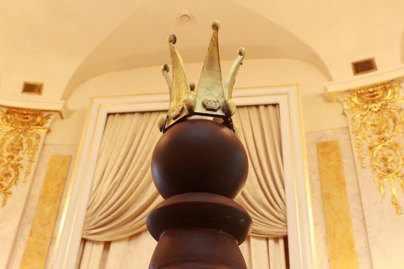 У Львові створили гігантську фігуру шахової королеви (ФОТО), фото-4