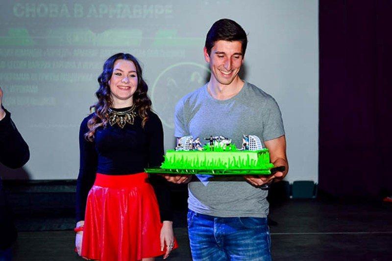 В Армавире презентовали новичков «Торпедо» (фото) - фото 3