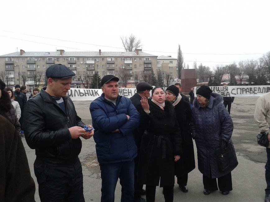 Богуславцы в Павлограде защищали честь села и просили не выпускать из тюрьмы убийцу односельчанки, фото-2