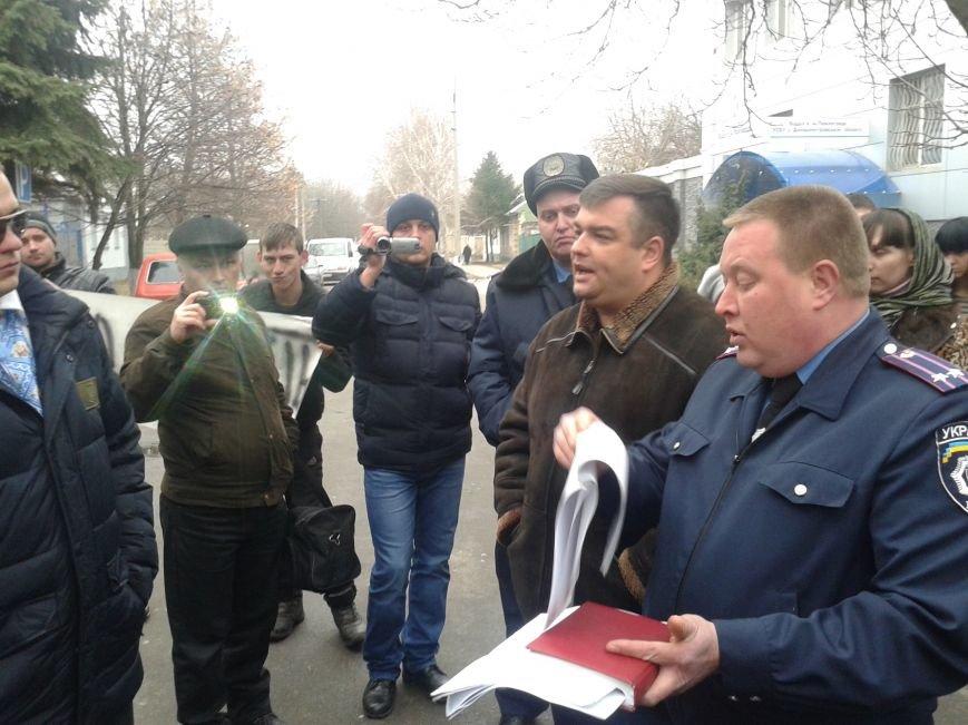 Богуславцы в Павлограде защищали честь села и просили не выпускать из тюрьмы убийцу односельчанки, фото-3