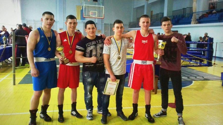 В Кривом Роге определили лучших боксеров (ФОТО) (фото) - фото 1