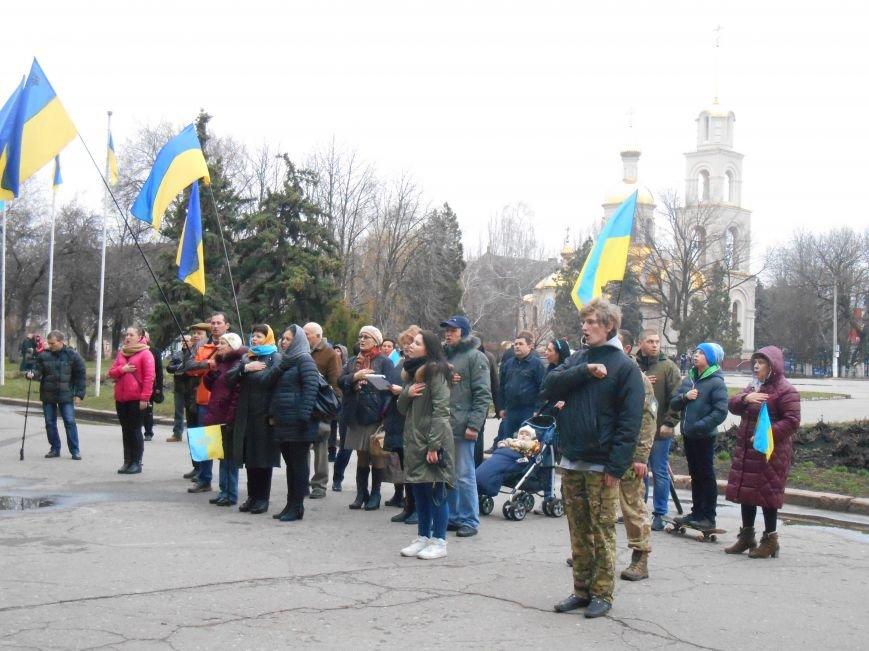 Слов'янські активісти підтримали Надію Савченко (фото) - фото 1