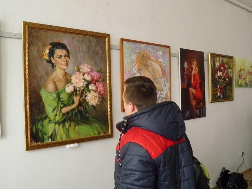 Весеннее настроение в Белой Церкви: открылась ежегодная выставка «Квіти серед квітів» (фото) (фото) - фото 2