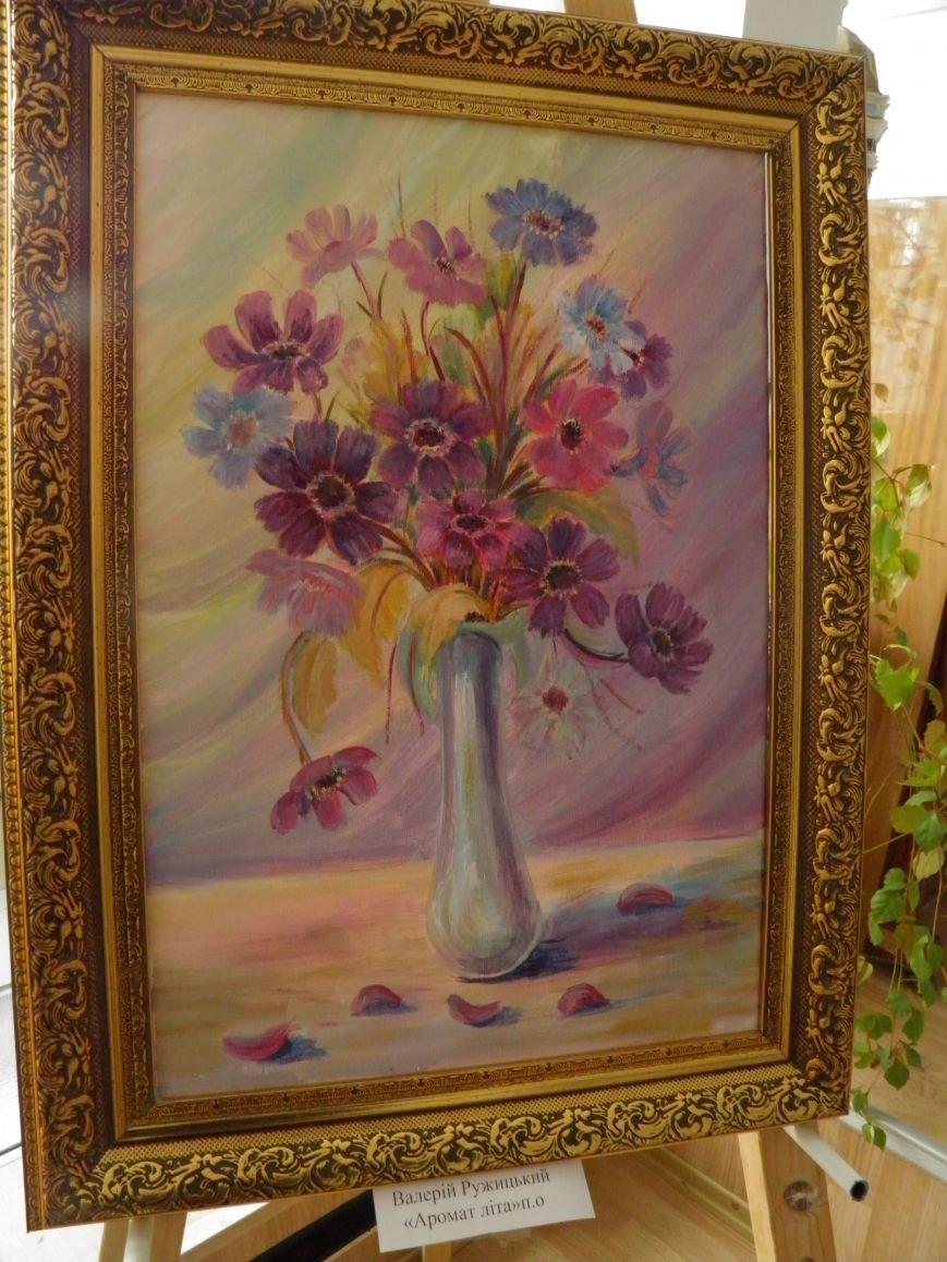 Весеннее настроение в Белой Церкви: открылась ежегодная выставка «Квіти серед квітів» (фото) (фото) - фото 5