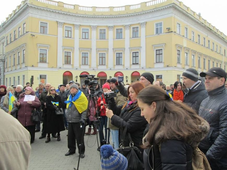 #FreeSavchenko: Одесситы пригрозили уничтожить Россию (ФОТО,ВИДЕО), фото-5