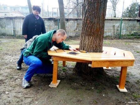 Скадовские активисты