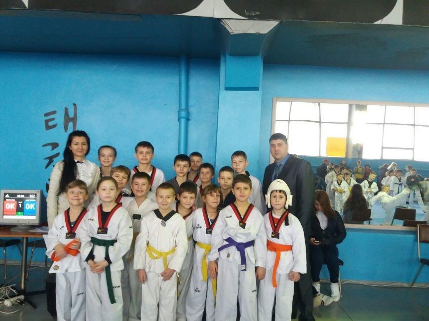 Днепродзержинские тхеквондисты провели чемпионат города (фото) - фото 4