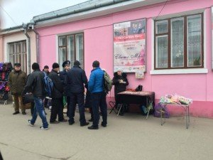 У Тернополі почали штрафувати продавців підсніжників (фото) (фото) - фото 1
