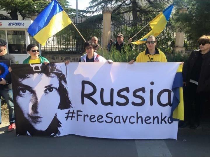 a9d07d3cfe26e7deb9b5f79d66520e80 Саакашвили на примере Украины, Грузии, России и олигархов рассказал о борьбе добра и зла