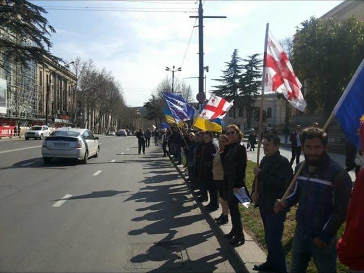 fc2d6fbb05371662d7c3d45f0e0a5644 Саакашвили на примере Украины, Грузии, России и олигархов рассказал о борьбе добра и зла