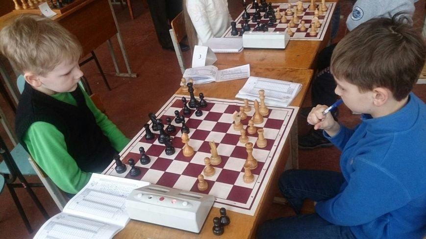 В Днепродзержинске прошел чемпионат города по шахматам среди детей (фото) - фото 1