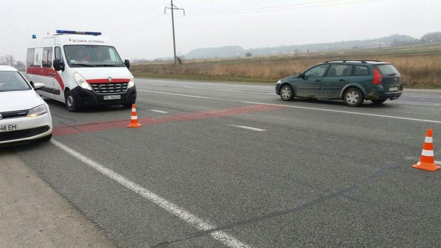 На Львівщині водій автівки збив жінку на пішохідному переході (ФОТО), фото-2