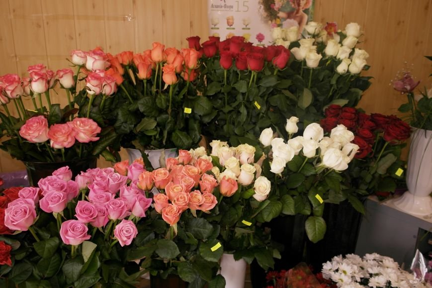 В Красноармейске начался цветочный бум! Во сколько мужчинам обойдутся улыбки любимых в праздник?, фото-2