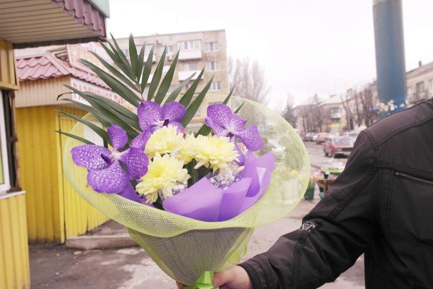В Красноармейске начался цветочный бум! Во сколько мужчинам обойдутся улыбки любимых в праздник?, фото-8