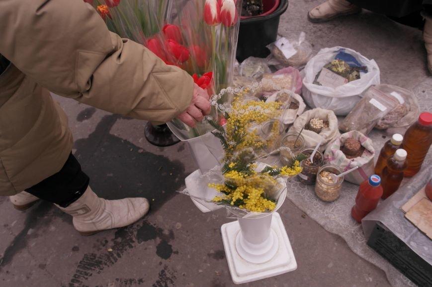 В Красноармейске начался цветочный бум! Во сколько мужчинам обойдутся улыбки любимых в праздник?, фото-7
