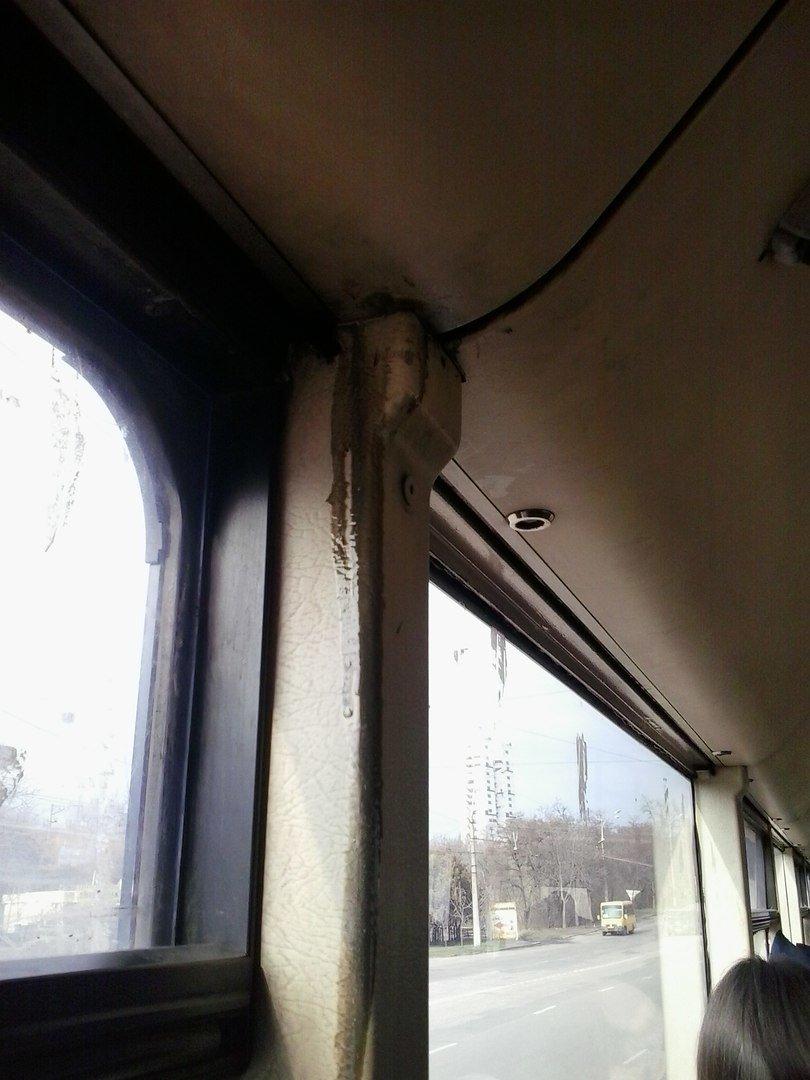 Новый маршрут №228 со старыми автобусами не отработал и недели без поломок и срыва расписания (фото) - фото 1