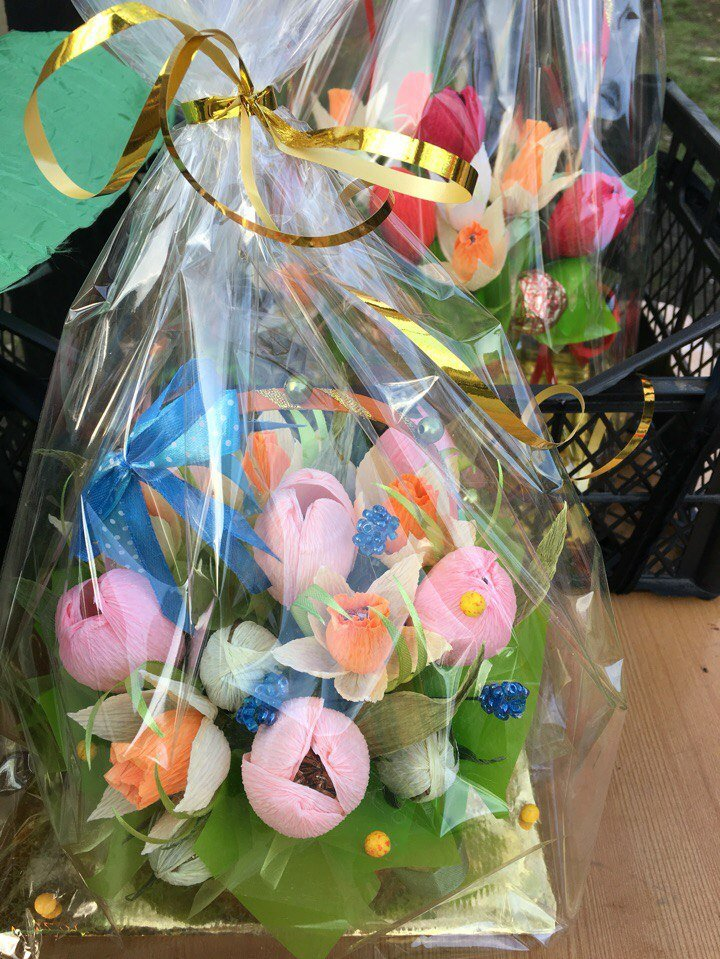 Во сколько обойдется криворожским мужчинам букет цветов к 8 марта для бесценной женщины?   (ФОТО), фото-39