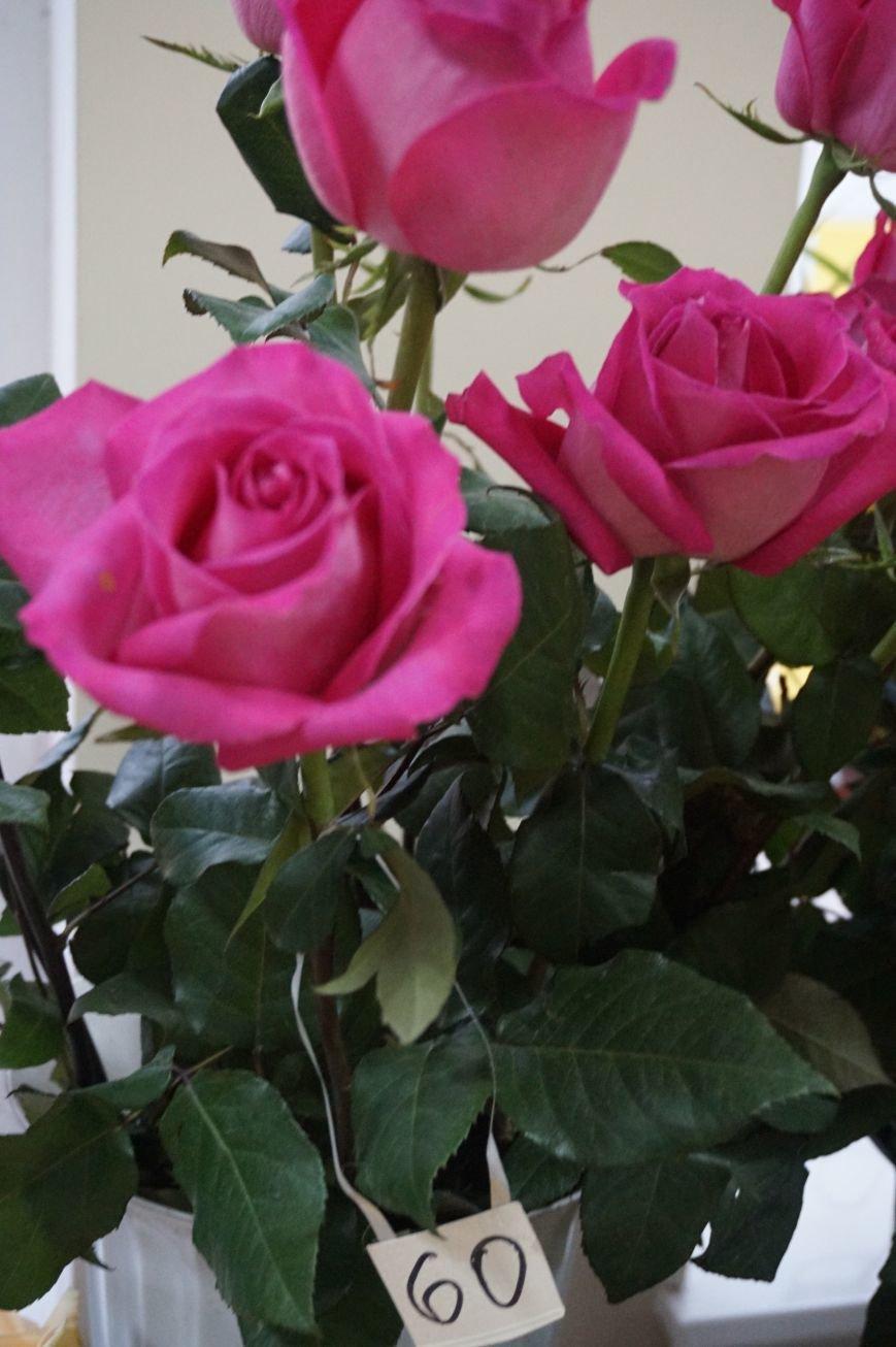 Во сколько обойдется криворожским мужчинам букет цветов к 8 марта для бесценной женщины?   (ФОТО) (фото) - фото 1