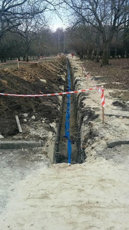 Чому у Тернополі перерили парк Національного відродження (фото), фото-4
