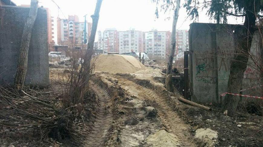 Чому у Тернополі перерили парк Національного відродження (фото), фото-6