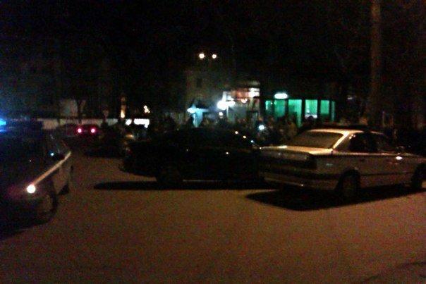 dc5d0f74600ce1739d99530f9205b7af В Одесской области полиция попала в ДТП и сама же его оформила