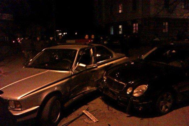 ec59520d3d62ef01f2629deb52e8a622 В Одесской области полиция попала в ДТП и сама же его оформила