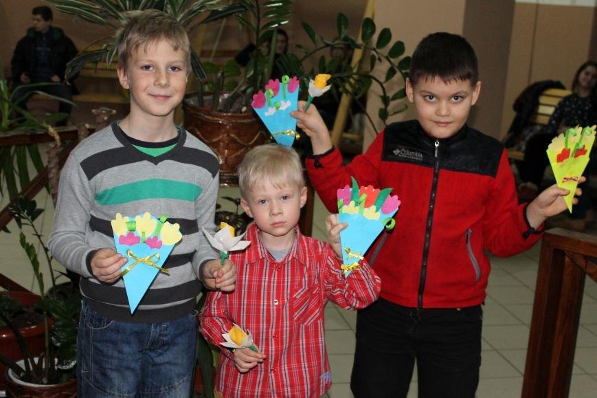 Маленькие полтавчане учились радовать своих родных (фото) - фото 5