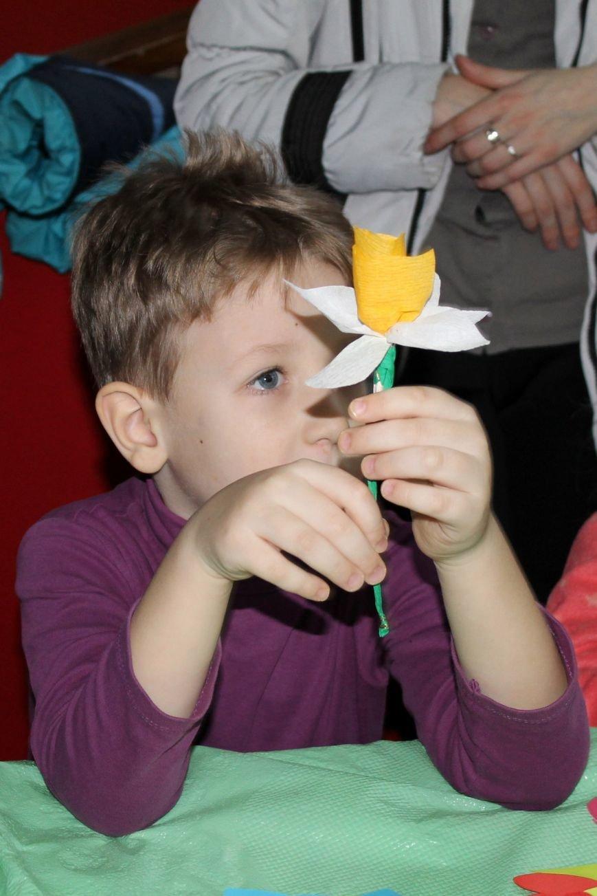 Маленькие полтавчане учились радовать своих родных (фото) - фото 12