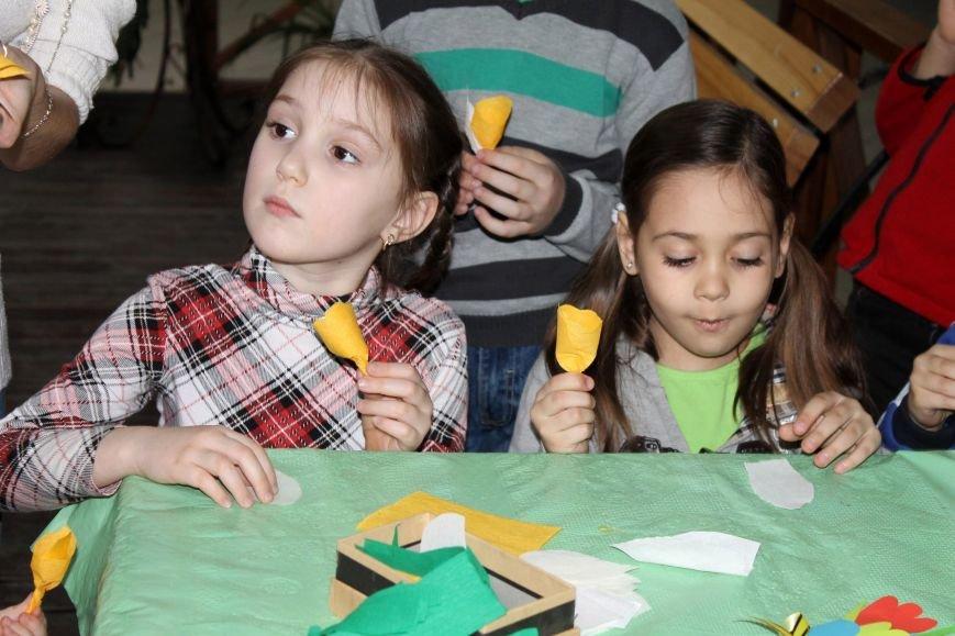 Маленькие полтавчане учились радовать своих родных (фото) - фото 11