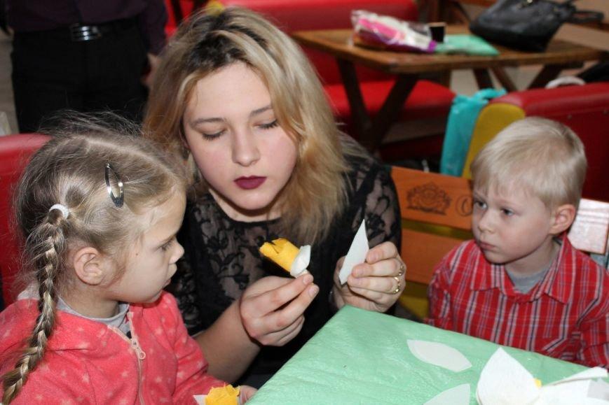 Маленькие полтавчане учились радовать своих родных (фото) - фото 7